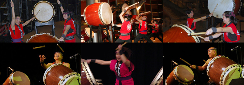 oneworldtaiko_collage