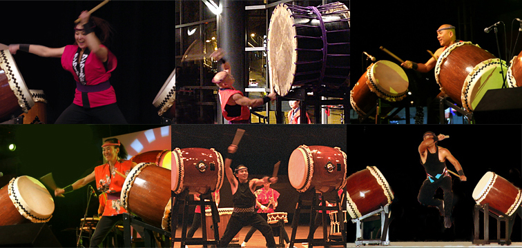 oneworldtaiko_collage2
